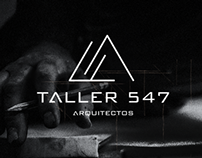Taller 547 - Branding