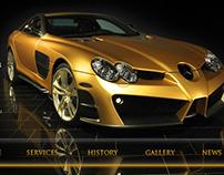 SLR - McLaren Gold Edition