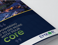 Info-graphical Booklets for EMKOR