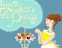 Miss Nesbitt's Tea Party