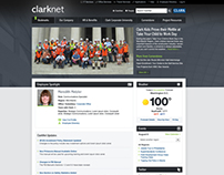 Clark Construction Intranet