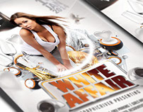 White Affair Flyer
