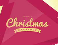 Christmas & New Year's Facebook Cover