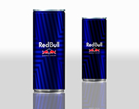 RED BULL Redesign