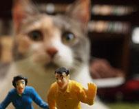 Gato Attack!