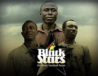 Black Stars - Ghanian football fever - Movie