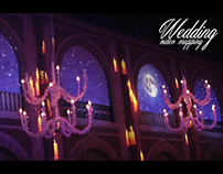 WEDDING / video mapping