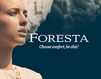 Foresta - Web Design