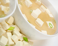 Miso Soup Product Shoot