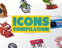 Icons Compilation