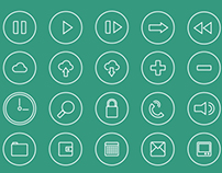 Technology Icon Vectors