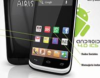 Smartphone Airis