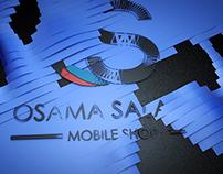 Osama Salama Logo Intro