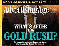 Ad Age November 18, 2013 print cover