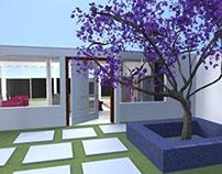Casa Jacarandá / Home Jacarandá