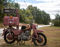 Cooper's MC Salvage Yard