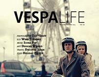 VespaLife Magazine & Catalogue