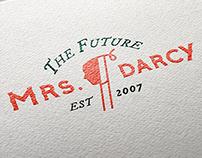The Future Mrs. Darcy Rebrand