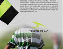 SCORE Sports™ 2013 Custom Uniform Catalog