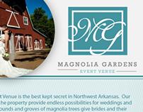 Magnolia Gardens: Rack Card