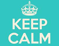 Keeeep calm