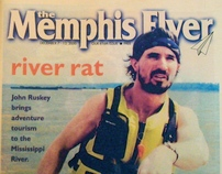 Memphis Flyer cover story and photograph