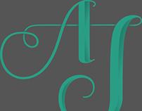 A+J | Monogram