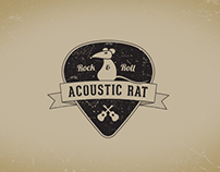 Acoustic Rat Logo