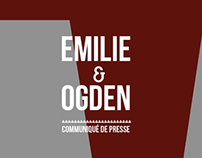 EMILIE & OGDEN | PRESS KIT