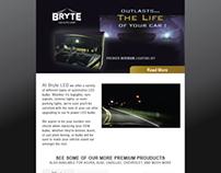 BryteLED Automotive E-Marketing
