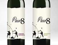 Paso 8 Argentinian Wine