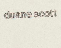 Duane Scott, Blogger