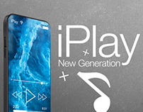 iPlay (concept work)