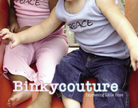 Binky Couture Product Catalog