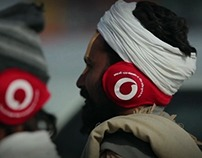 Vodafone Musical Earmuffs