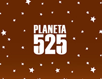 PLANETA 525