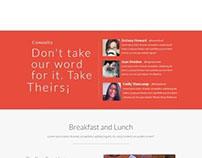 Karboncafe web inspiration