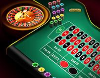 Gaming - game online interface