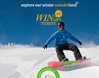 Explore Our Winter Wanderland