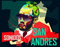 Caratula Sonidos de San Andres