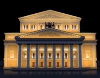Bolshoy Theatre Lighting