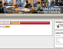 Library Catalog Branding and Enhancement