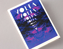 Volta: Writing Anthology