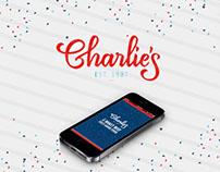 Charlies Roasbeef App