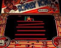 Arcade Donkey Kong