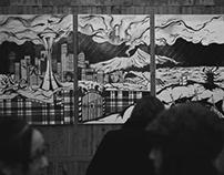 Aftermath / Seattle Art Bash 2013