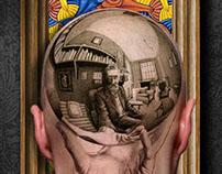 Escher Tattoo