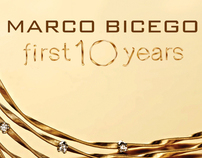 Marco Bicego Anniversary Logo