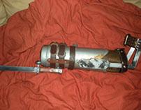 Merle Dixon 'lil merle' prosthetic arm