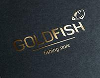 Gold Fish branding